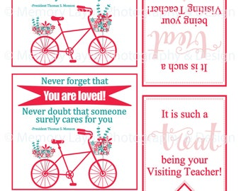 Visiting Teacher Treat Pack DIGITAL DOWNLOAD