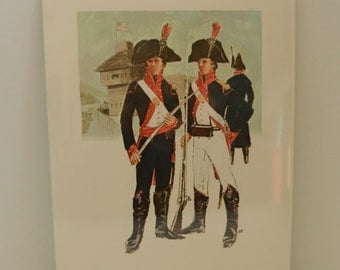 Uniforms of the United States Military Academy 1802-present (1969)