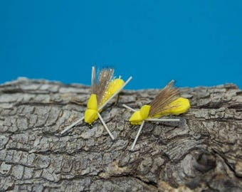 Yellow Hopper pair - Size 10