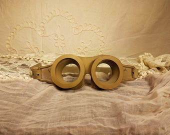 1950-1970, Vintage Olympic Swimming Goggles