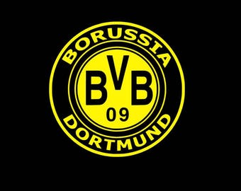 Dortmund Vinyl Decal - Multiple Colors and Sizes Available