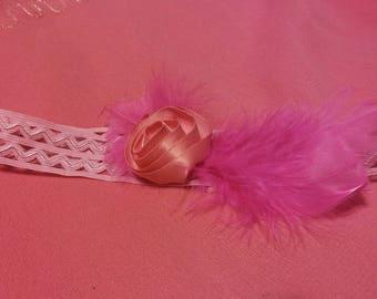 Baby Feather Headband