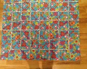 Rag quilt youth