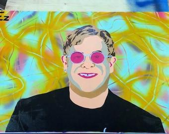 Bright Elton John