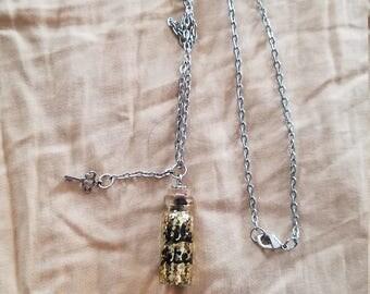 Harry Potter Felix Felicis Inspired Necklace