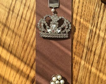 BookMark Jewelry; Crown
