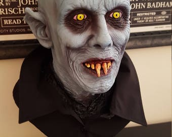 Salems Lot Mr Barlow 1/1 life size bust Prop Stephen King Horror Vampire vampyre David Soul