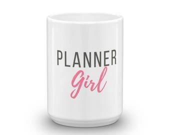 Planner Girl Mug