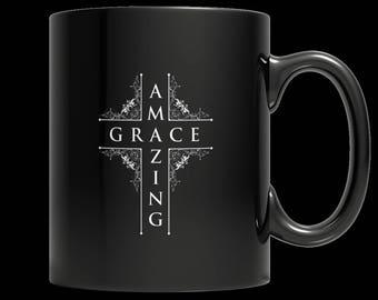 Amazing Grace 11oz Mug