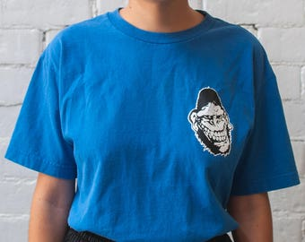 Gorilla Biscuits Pocket Logo T Shirt