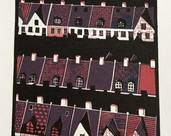 Kartoffelrækkerne (red) edition of 6