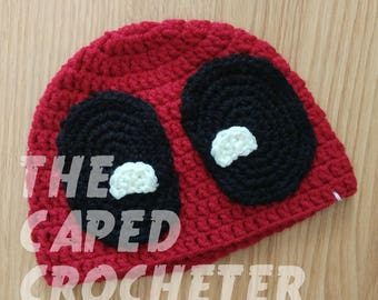 Deadpool Character Hat