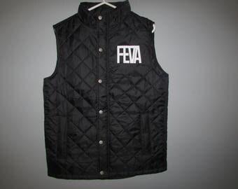 Black Feva Gilet