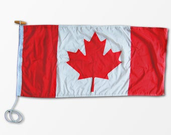 The National Flag of Canada - Made in Canada