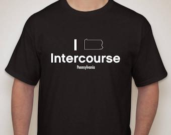 Intercourse, PA tshirt