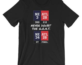 The Greatest Comeback T-Shirt