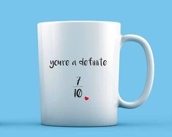 Marks Out Of Ten Mug