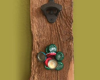 Magnetic Wall mount Cap Catcher