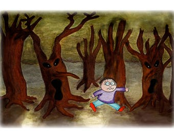 """The forest D """"the magical World of John"""""""