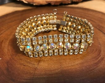 Sparkly Alice Caviness bracelet