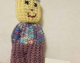 Knit Comfort Doll #2