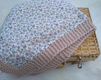Wool blanket cotton baby blanket