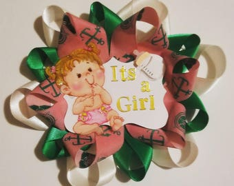 Its a Girl Pin