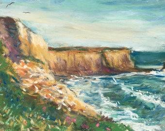Coastal afternoon