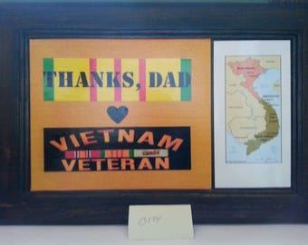 Vietnam Veteran, Thanks, Dad