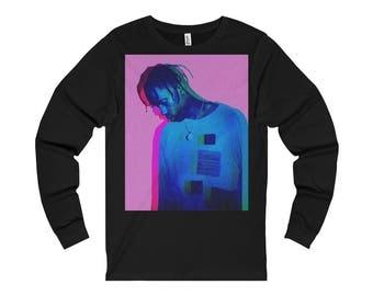 Travis Scott Long Sleeve Shirt
