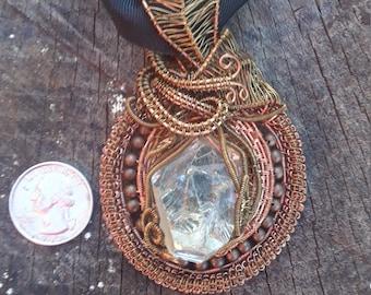 Large quartz wrap
