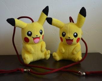 Pikachu Plush Practice Poi (Sold as Pair)