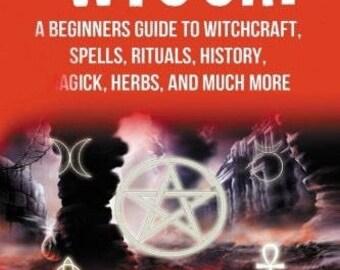 Wicca a beginners guide