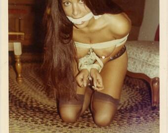 Vintage BDSM Photograph