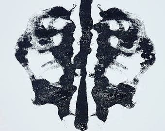 Rorschach Canvas