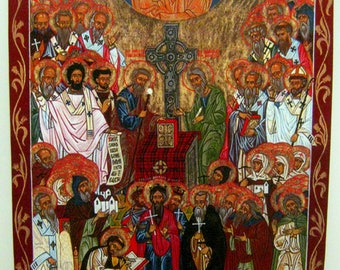 Synaxis of all saints who shone forth in Scotland
