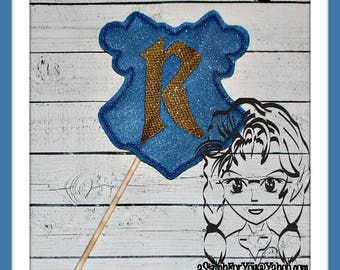 "HP ""R"" SHiELD 4 Themed Holiday PHoTO PRoP 4 Parties and Games ~ In the Hoop ~ Downloadable DiGiTaL Machine Embroidery Design by Carrie"