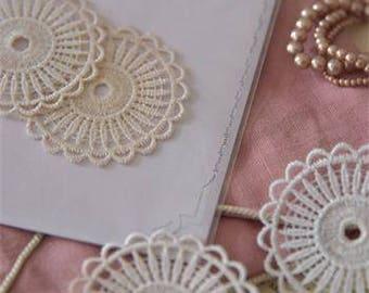 Crochet Lace Embellishments
