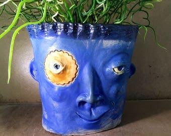 Face Planter - Blue Jeans