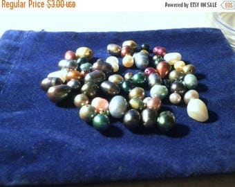 Colorful Freshwater Pearls, Assorted Freshwater Pearls, Assorted Colored Freshwater Pearls, Freshwater Pearls