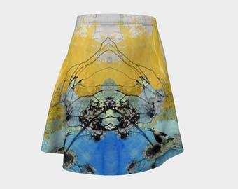 Nest Flare Skirt