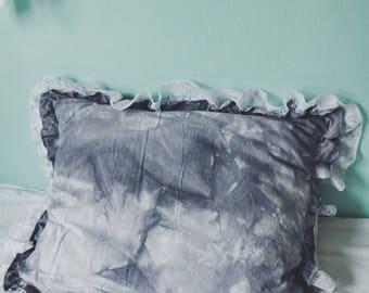 pillow case // dreamcloud lace