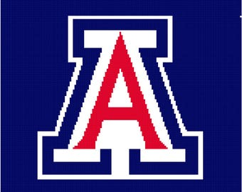 University of Arizona Afghan Graph Chart ready for download