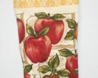 MadieBs Lovely Apple and Pear Plastic Bag Holder Dispenser