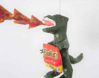 Go Go Godzilla Loves Flamin' Hot Cheetos Mobile