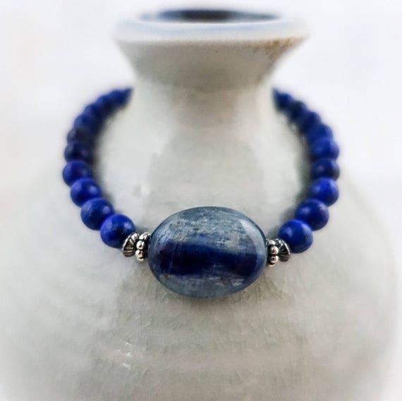 Healing Blues Bracelet
