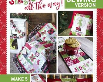 Kimberbell Jingle All the Way (The Sewing Version): Make 5 Oh-So-Merry Projects for Your Home