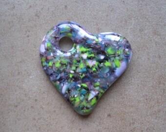 Heart, Heart Christmas Tree Ornament, Glass Heart, Glass Heart Christmas Tree Ornament, Glass Heart Ornament, Glass Ornament, Pendant