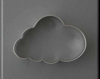 "4"" Cloud Metal Cookie Cutter #NA8148"
