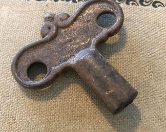 Vintage Ornate Valve Key